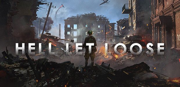 Hell Let Loose - Cover / Packshot