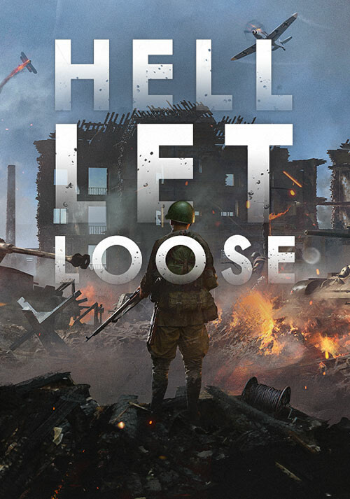 Hell Let Loose - Cover