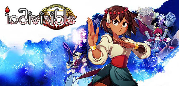 Indivisible - Cover / Packshot