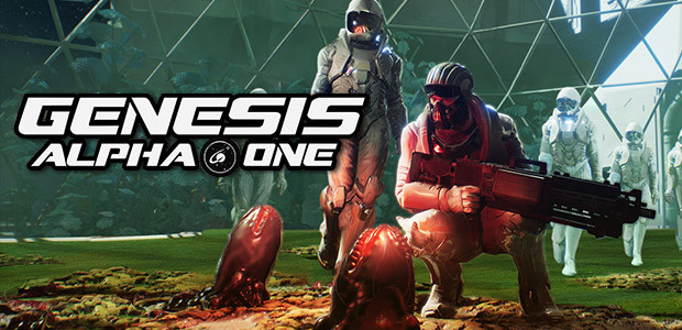 Genesis Alpha One Deluxe Edition - Cover / Packshot