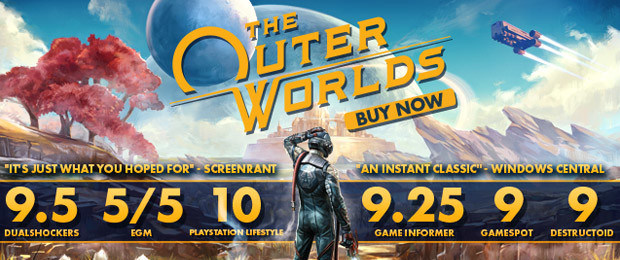 The Outer Worlds: 19 Minuten neues Gameplay-Material im Video