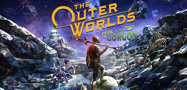 The Outer Worlds: Peril on Gorgon - Cover / Packshot