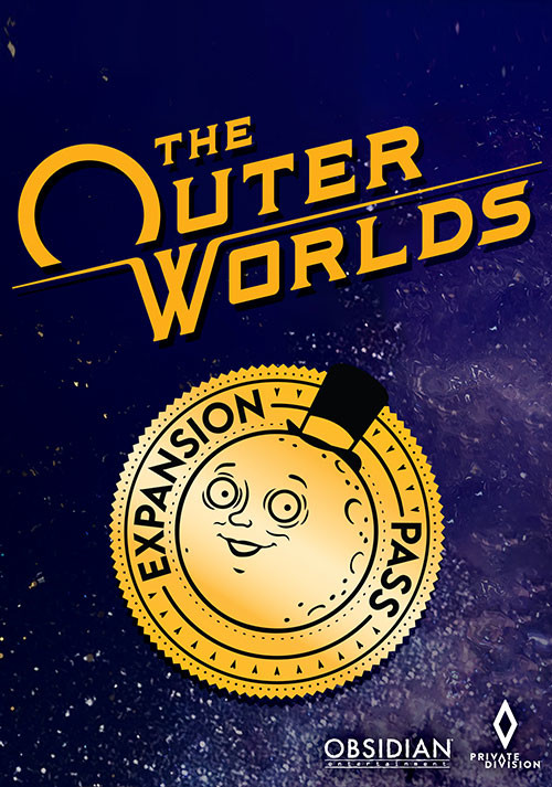 The Outer Worlds Expansion Pass - Cover / Packshot
