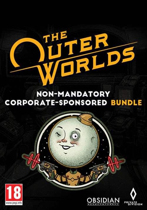 The Outer Worlds: Non-Mandatory Corporate-Sponsored Bundle - Cover / Packshot