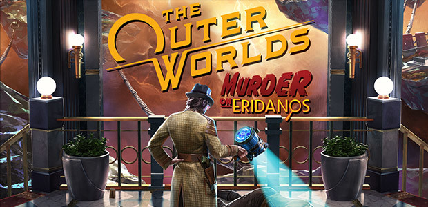 The Outer Worlds: Murder on Eridanos (Epic) - Cover / Packshot