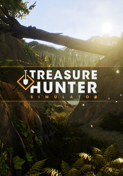 Treasure Hunter Simulator - Cover / Packshot