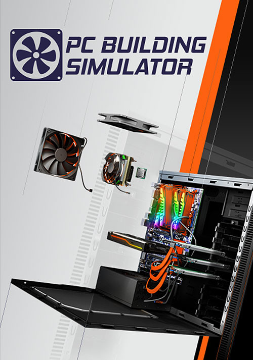 PC Building Simulator - Cover / Packshot