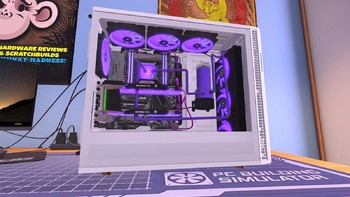 Screenshot1 - PC Building Simulator