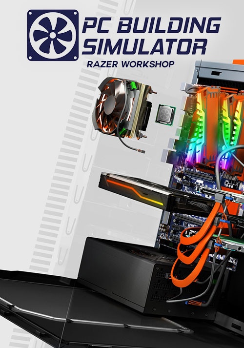 PC Building Simulator - Razer Workshop - Cover / Packshot