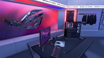 Screenshot5 - PC Building Simulator - Republic of Gamers Workshop