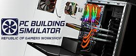 PC Building Simulator - Republic of Gamers Workshop