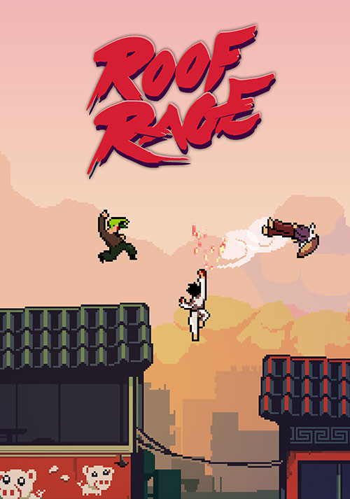 Roof Rage - Cover / Packshot