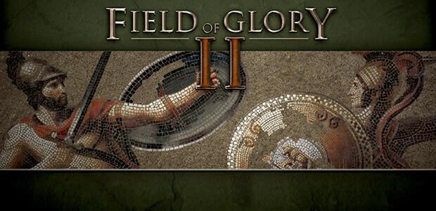 Field of Glory II - Cover / Packshot