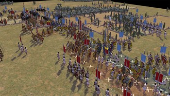Screenshot1 - Field of Glory II Complete