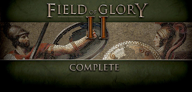 Field of Glory II Complete - Cover / Packshot