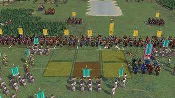Screenshot2 - Field of Glory II Complete