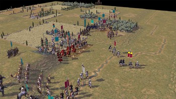Screenshot3 - Field of Glory II Complete