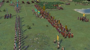 Screenshot4 - Field of Glory II Complete