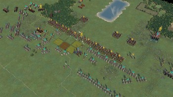 Screenshot5 - Field of Glory II Complete
