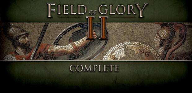 Field of Glory II Complete - Cover / Packshot