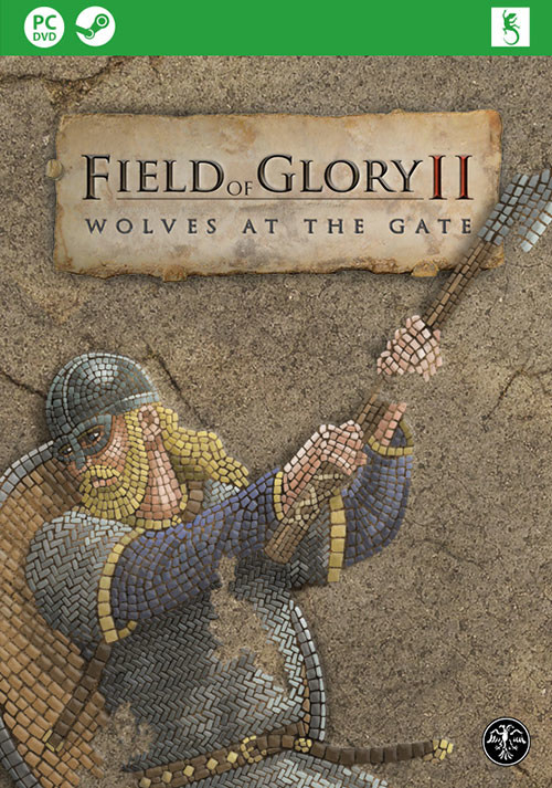 Field of Glory II: Wolves at the Gate - Cover