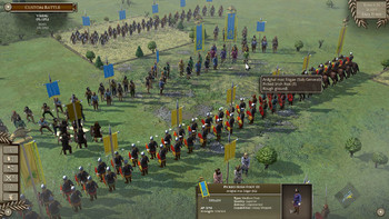 Screenshot1 - Field of Glory II: Wolves at the Gate