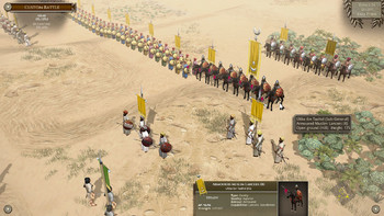 Screenshot3 - Field of Glory II: Wolves at the Gate