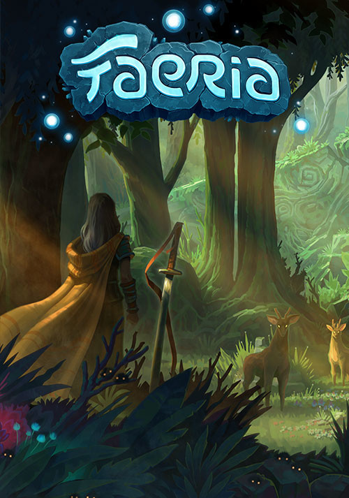 Faeria - Cover / Packshot