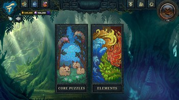 Screenshot5 - Faeria - Puzzle Pack Elements