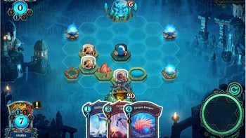 Screenshot4 - Faeria - Puzzle Pack Elements
