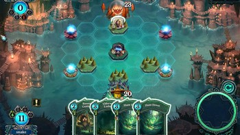 Screenshot1 - Faeria - Puzzle Pack Elements