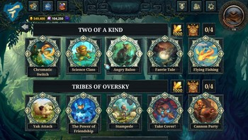 Screenshot2 - Faeria - Puzzle Pack Elements