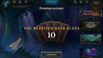 Screenshot5 - Faeria - Premium Edition DLC