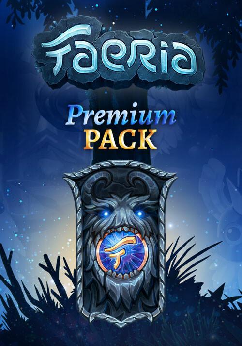 Faeria - Premium Edition DLC - Cover / Packshot