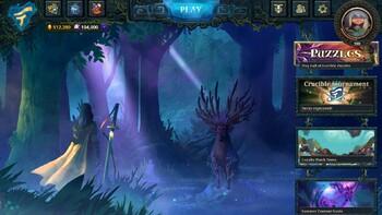 Screenshot1 - Faeria - Premium Edition DLC