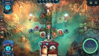 Screenshot2 - Faeria - Resurgence DLC