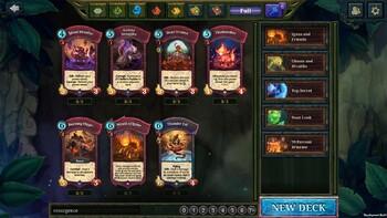 Screenshot5 - Faeria - Resurgence DLC