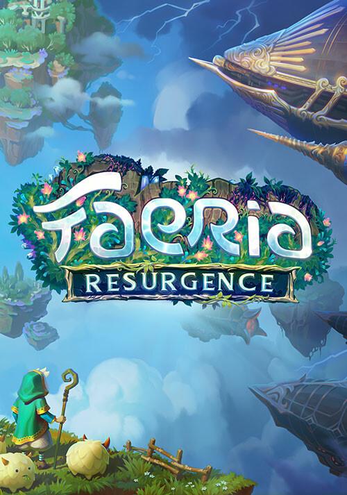 Faeria - Resurgence DLC - Cover