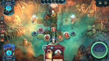 Screenshot2 - Faeria - Resurgence DLC