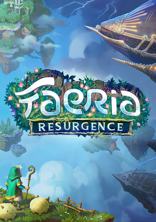 Faeria - Resurgence DLC - Cover / Packshot