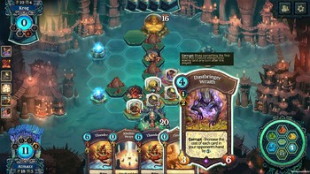 Screenshot4 - Faeria - Resurgence DLC