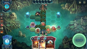 Screenshot6 - Faeria - Resurgence DLC