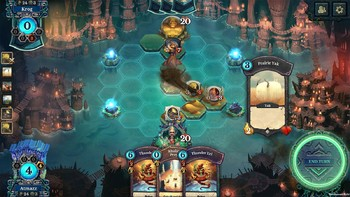Screenshot8 - Faeria - Resurgence DLC