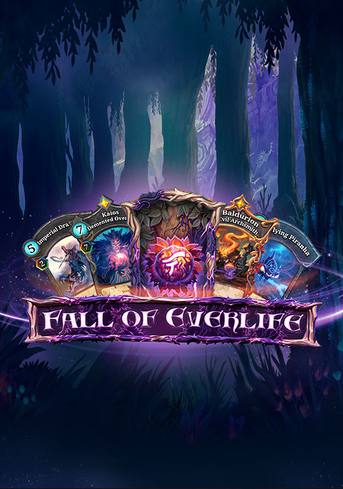 Faeria - Fall of Everlife DLC - Cover