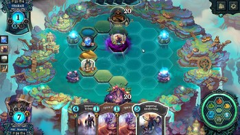 Screenshot2 - Faeria - Fall of Everlife DLC