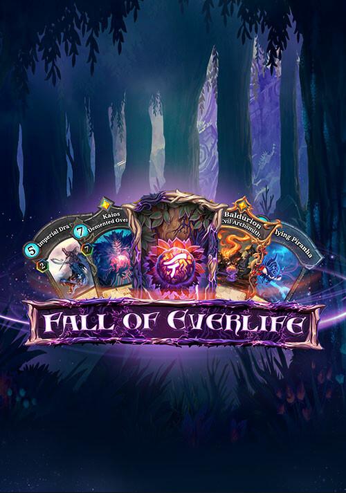 Faeria - Fall of Everlife DLC - Cover