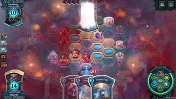 Screenshot1 - Faeria - Fall of Everlife DLC