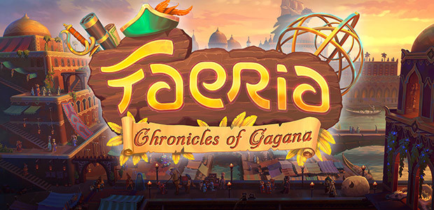 Faeria: Chronicles of Gagana DLC - Cover / Packshot
