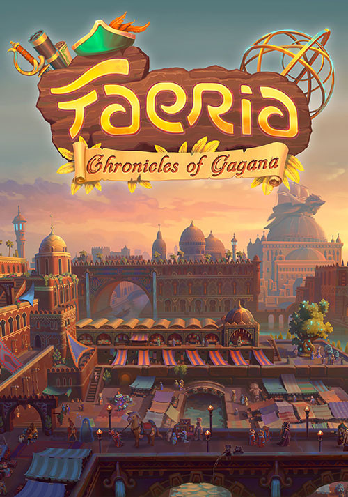 Faeria: Chronicles of Gagana DLC - Cover / Packshot