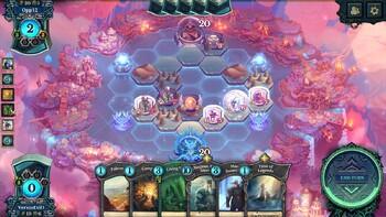 Screenshot5 - Faeria: Chronicles of Gagana DLC